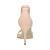 Šnurovacie sandále na podpätku insolia, ružová, 769-5613 - 17