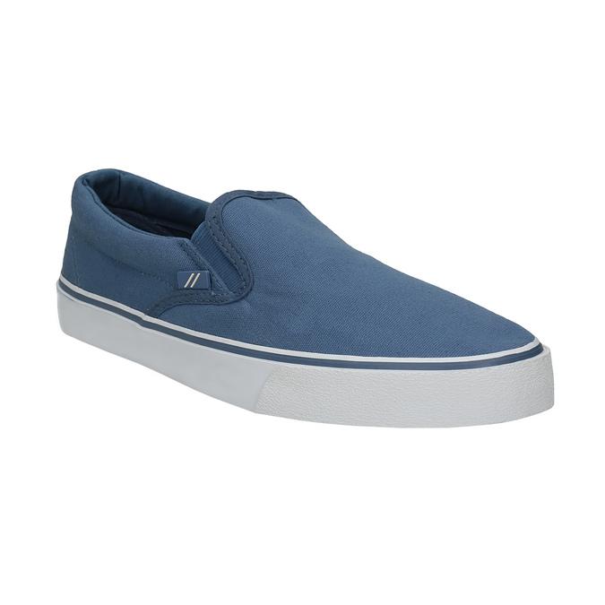 Modrá obuv v štýle Slip-on north-star, modrá, 889-9286 - 13