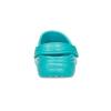 Tyrkysové detské sandále Clogs coqui, 372-9605 - 15