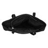 Dámska kožená Shopper kabelka bata, čierna, 963-6191 - 15