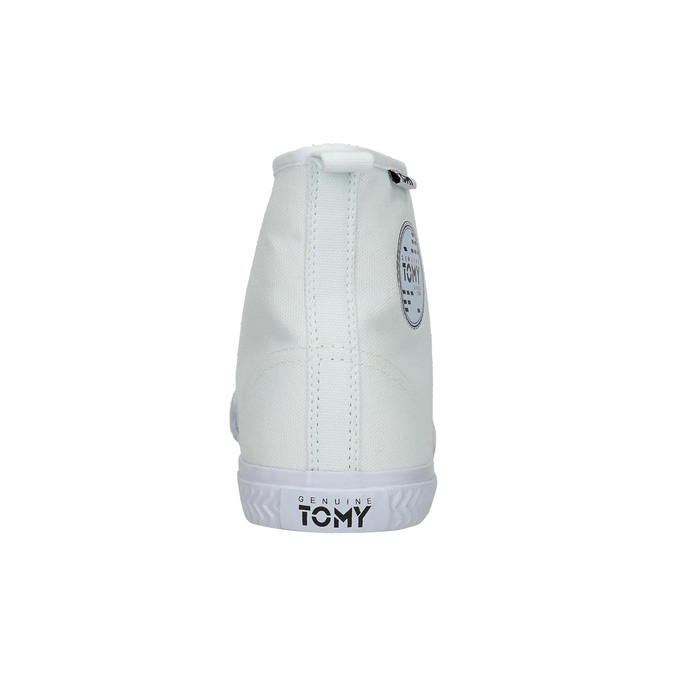 Členkové dámske tenisky tomy-takkies, biela, 589-1172 - 17