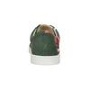 Kožené tenisky z limitovanej edície bata, zelená, 846-7800 - 17
