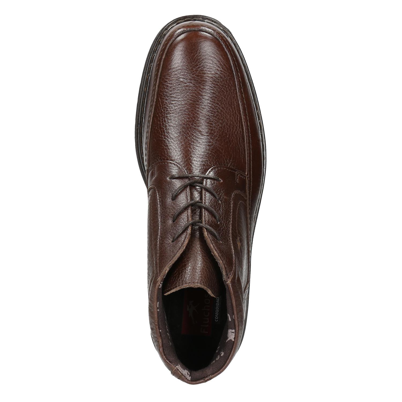 Fluchos Kožená členková obuv - Ležérne  205018c0c87