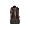 Kožená členková obuv fluchos, hnedá, 824-4450 - 17