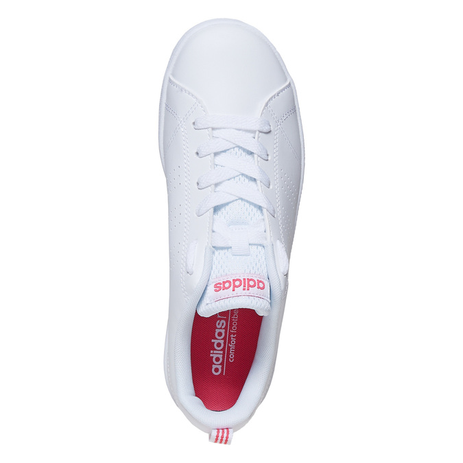 Detské biele tenisky adidas, biela, 401-5133 - 19