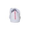 Detské biele tenisky adidas, biela, 401-5133 - 17