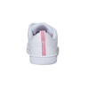 Dievčenské tenisky na suchý zips adidas, biela, 301-1268 - 17