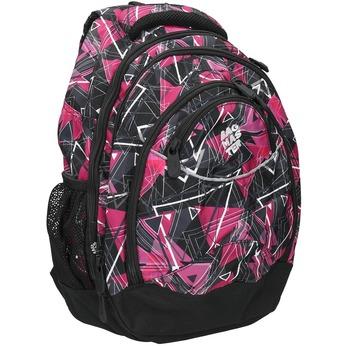 Školský batoh bagmaster, ružová, 969-5650 - 13