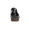Dámske lakované poltopánky bata, čierna, 528-4600 - 17