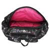 Školský batoh s potlačou bagmaster, čierna, 969-6650 - 15