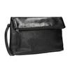 Crossbody kabelka s klopou bata, čierna, 961-6501 - 13