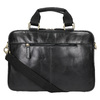 Kožená unisex taška bata, čierna, 964-6204 - 26