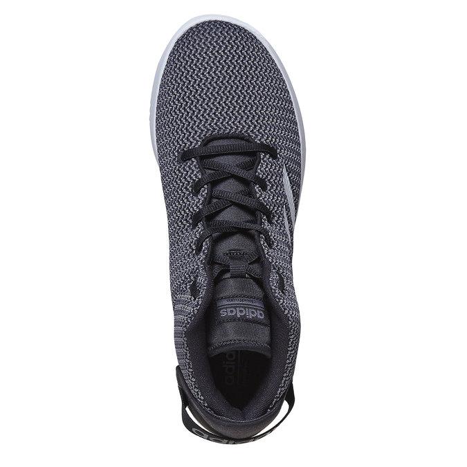 Pánske členkové tenisky adidas, šedá, 809-6216 - 19