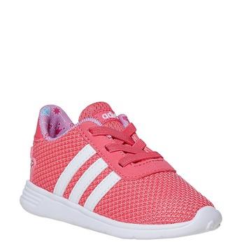 Ružové dievčenské tenisky adidas, ružová, 109-5288 - 13