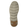 Kožené pánske poltopánky weinbrenner, béžová, 846-8655 - 17