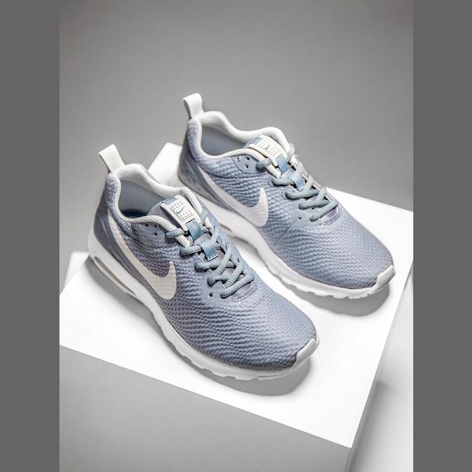 Dámske modré tenisky nike, modrá, 509-2257 - 19