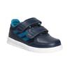 Detské tenisky na suchý zips adidas, modrá, 101-9161 - 13