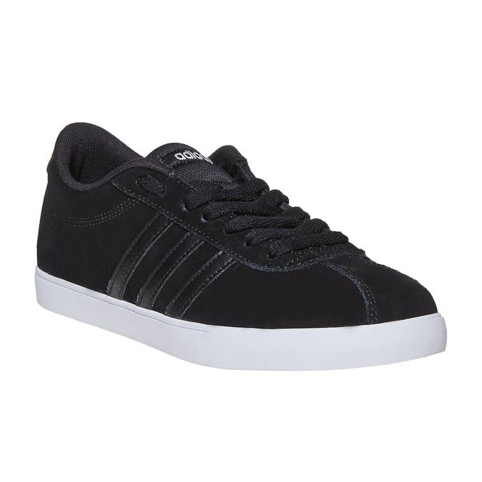 Ležérne dámske tenisky adidas, čierna, 501-6229 - 13