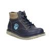 Členková chlapčenská obuv bubblegummers, modrá, 211-9623 - 13