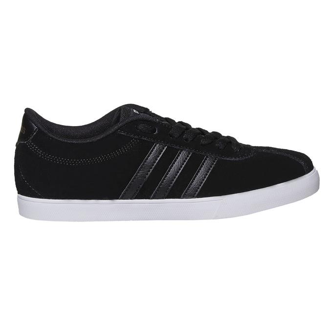 Ležérne dámske tenisky adidas, čierna, 501-6229 - 15