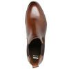 Kožená dámska Chelsea obuv bata, hnedá, 594-4635 - 19