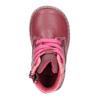 Dievčenská členková obuv bubblegummers, ružová, 124-5601 - 26