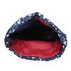 Batoh s farebným vzorom the-pack-society, modrá, 969-9076 - 15