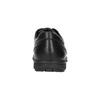 Ležérne kožené poltopánky comfit, čierna, 824-6912 - 17