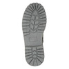 Detská zimná členková obuv weinbrenner-junior, šedá, 411-2607 - 19
