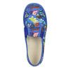 Detské modré prezuvky bata, modrá, 379-9124 - 15