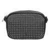 Dámska Crossbody kabelka s cvočkami bata, čierna, 961-6790 - 17