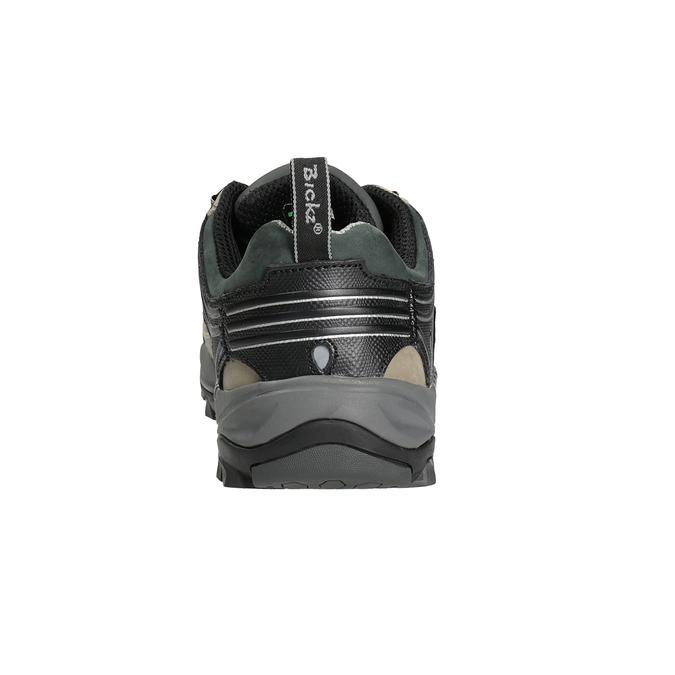 Pánska pracovná obuv Bickz 201 bata-industrials, čierna, 846-6801 - 16