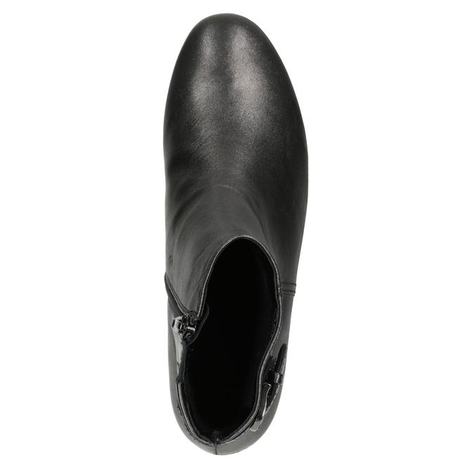 Kožená členková obuv gabor, 616-4008 - 15