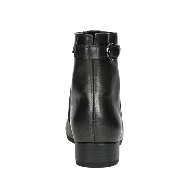 Kožená členková obuv gabor, 616-4008 - 16