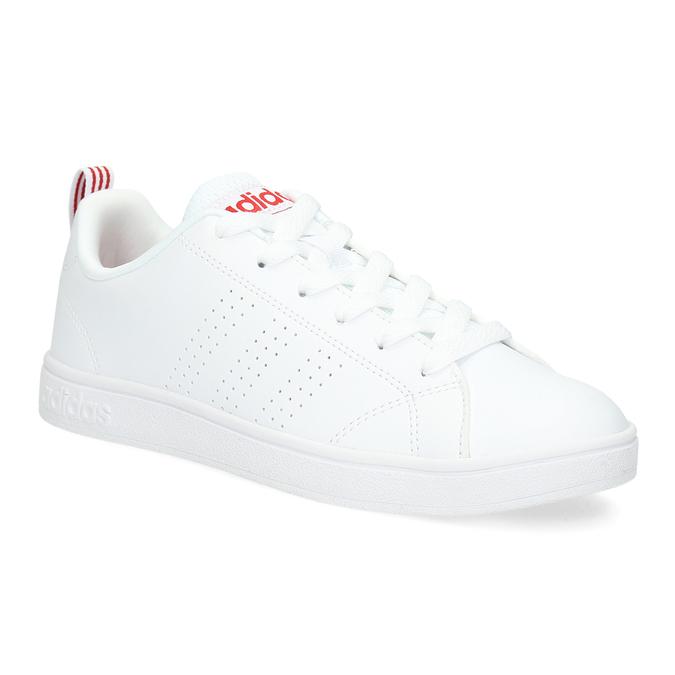Biele dámske tenisky adidas, biela, 501-5500 - 13