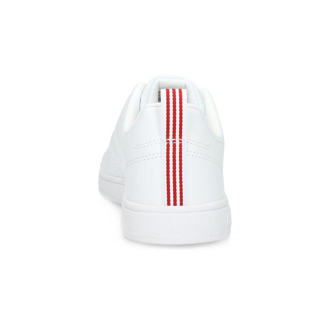 Biele dámske tenisky adidas, biela, 501-5500 - 15