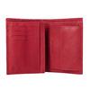 Dámska kožená peňaženka bata, červená, 944-5179 - 15