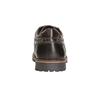 Kožené ležérne poltopánky bata, hnedá, 826-4640 - 16