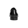 Kožené čierne poltopánky bata, čierna, 826-6648 - 16