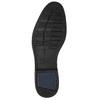 Pánska kožená Ombré obuv bata, hnedá, 826-3913 - 19