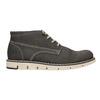 Členková pánska obuv s výraznou podrážkou weinbrenner, šedá, 846-2657 - 26
