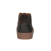 Pánska kožená členková obuv bata, hnedá, 846-4653 - 16