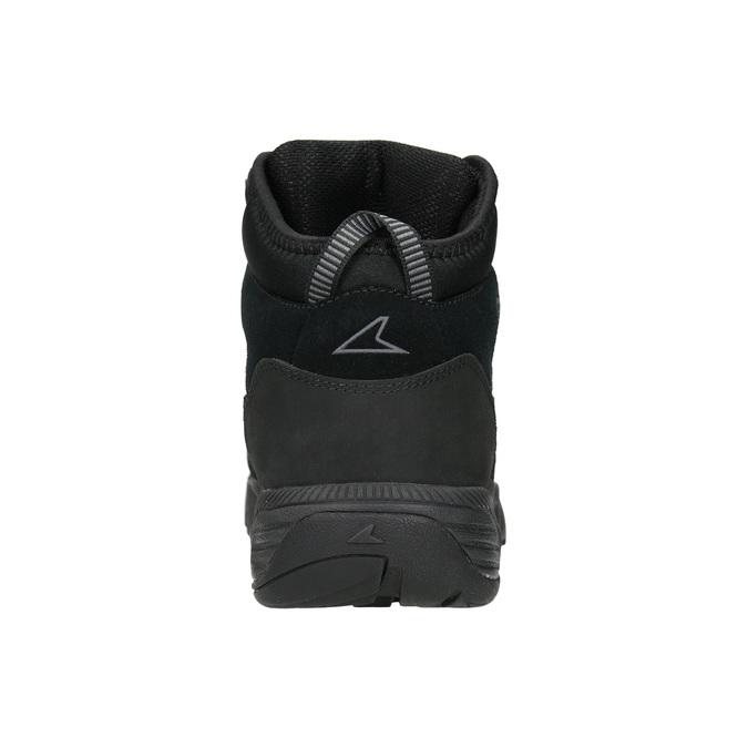 Pánska členková Outdoor obuv power, čierna, 803-6232 - 16