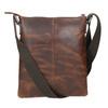 Pánska kožená Crossbody taška bata, hnedá, 964-4140 - 26