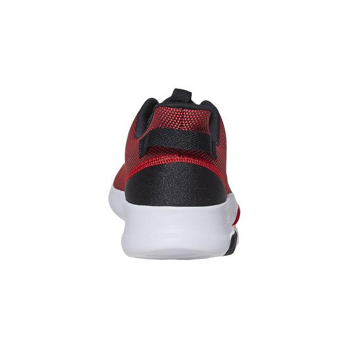 Červené pánske tenisky adidas, červená, 809-5201 - 17