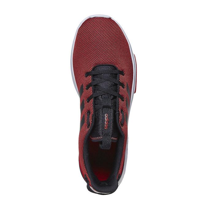 Červené pánske tenisky adidas, červená, 809-5201 - 19