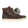 Kožená členková obuv weinbrenner, hnedá, 596-4674 - 26
