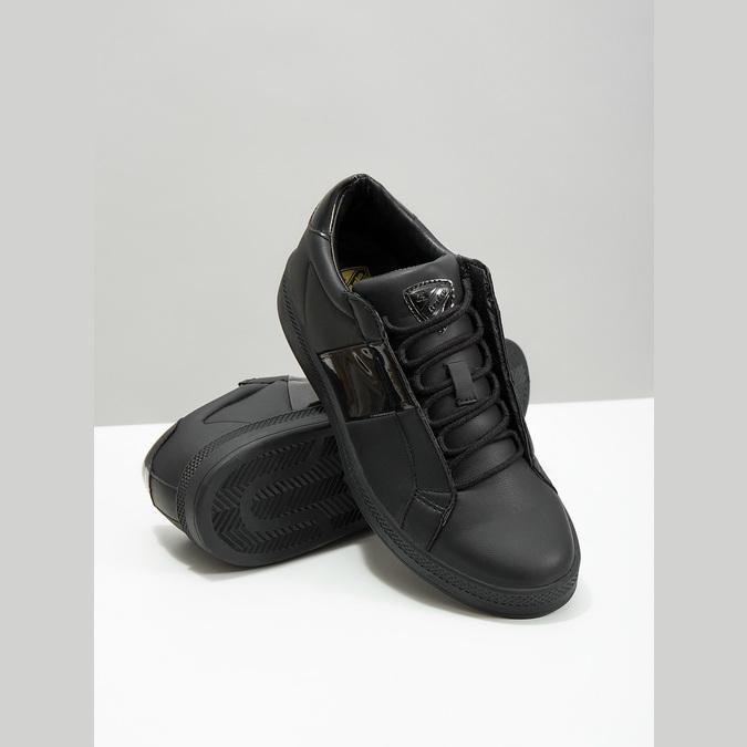 Čierne dámske tenisky atletico, čierna, 501-6171 - 18
