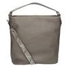 Dámska Hobo kabelka s popruhom gabor-bags, hnedá, 961-8029 - 16
