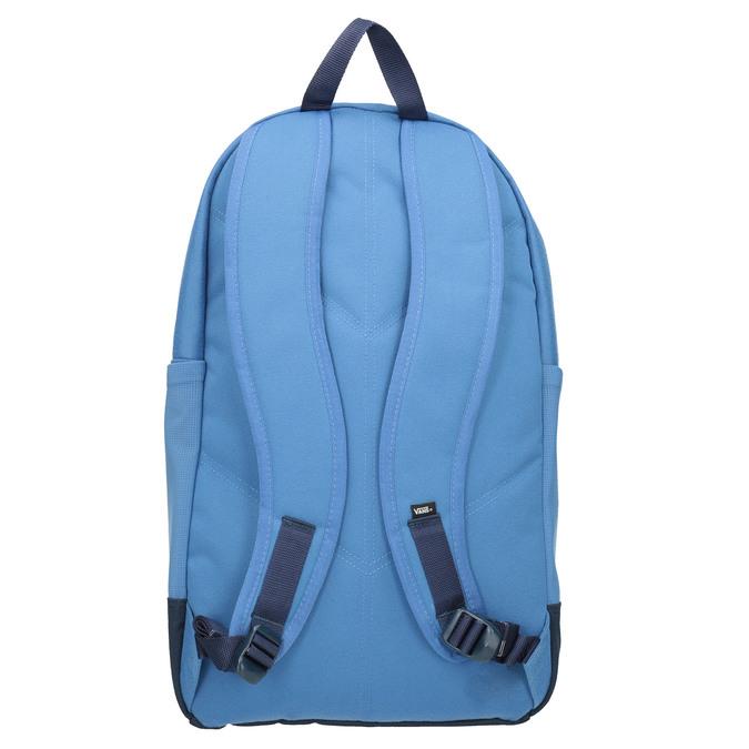 Modrý batoh s červeným vreckom vans, modrá, 969-9095 - 16